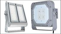 LED Aussenbeleuchtung, LED Fluter - Strahler