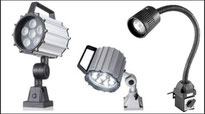 LED Maschinenleuchten 12V, 24V und 230V