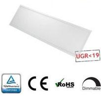 LED Panel 30x120cm, 50W, 6000K tageslichtweiß, 3800 lm,