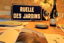 Le sens de l'accueil à La Ruelle des jardins - gîte cosy en Touraine