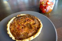 Mädchenvöllerei Pi mal Butter Food Blog Saarland Kochen Rezepte Cooking Cook Quiche