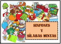 Sifones y Sílabas mixtas