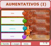AUMENTATIVOS (I)