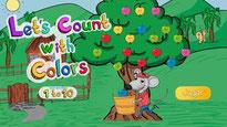 Contar los colores -1 to 10