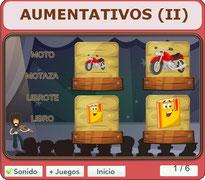 AUMENTATIVOS (II)