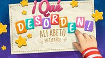 ORDENA EL ALFABETO