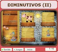 DIMINUTIVOS  (II)