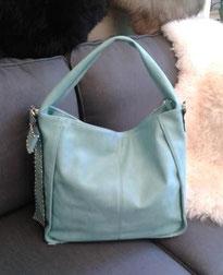 Shopper - Handtasche mintgrün reduziert