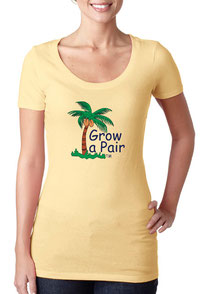 womens and ladies cotton scoop neck tshirt
