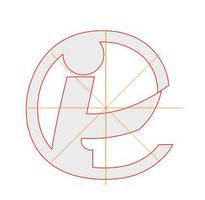 """Incrociando i due segni (ideogramma giapponese + chiocciola) abbiamo ottenuto una """"persona""""..."""