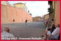 Piazza Cotti a Grazzano