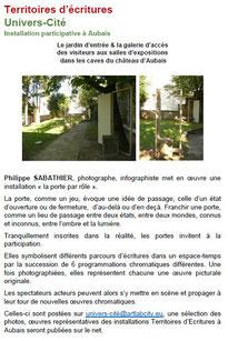 Philippe SABATHIER, photographe