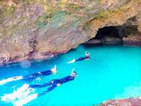 青の洞窟サンセットシュノーケルツアー