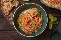 Karotten-Spaghetti, Karotten, Möhren, Spaghetti, Möhren-Spaghetti, Karotten-Nudeln, Möhren-Nudeln, Gemüse-Spaghetti, Karotten-Pasta, Möhren-Pasta, Gemüse-Pasta, Gemüse, Pasta, gesunde Ernährung, gesunde Rezepte, gesund kochen, gesund essen, gesundes Essen