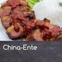 China-Ente Ente chinesisch Rezept Peking-Ente selber machen
