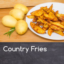Country Fries Rezept
