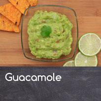 Guacamole Rezept