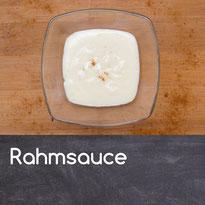 Rahmsauce Rezept