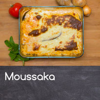 Moussaka Rezept