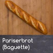 Pariserbrot Baguette Rezept