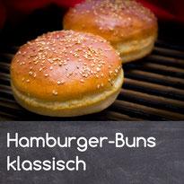 Hamburger Buns Hamburgerbrötchen Brötchen selber machen perfekt besten hamburgerbuns rezept