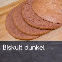 Biskuit dunkel Rezept