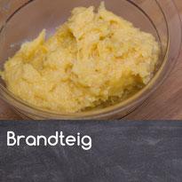 Brandteig Rezept