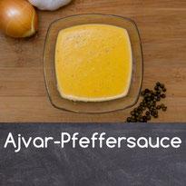Ajvar-Pfeffersauce Rezept