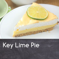 Key Lime Pie Originalrezept