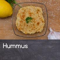 Hummus Rezept