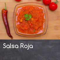 Salsa Roja Rezept