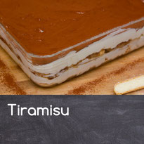 Tiramisu Rezept ohne Ei