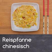 Reispfanne chinesisch Rezept