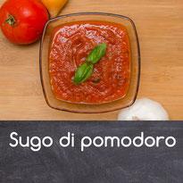 Sugo die Pomodoro Rezept