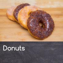 Rezept Donuts