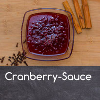 Cranberry Sauce Cranberries Thanksgiving Preiselbeeren Relish