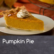 Pumpkin Pie Rezept