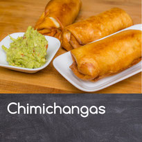 Chimichangas Rezept