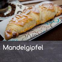 Mandelgipfel Rezept