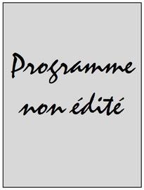 Programme  Guingamp-PSG  2017-18
