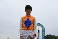 鮫島克駿騎手(JRA)
