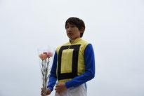 三津谷隼人騎手(JRA)