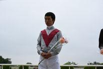 荻野極騎手(JRA)