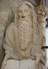 Parler Figur, 1374, Ulmer Münster, Endzustand