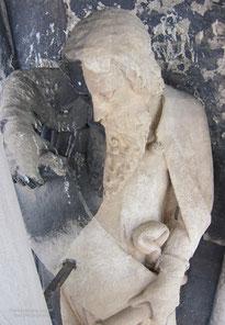 Prophetenfigur N2, Zwischenzustand