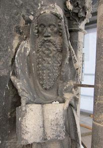 Prophetenfigur N1, Vorzustand