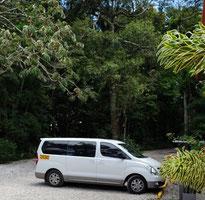 Transportation service Costa Rica