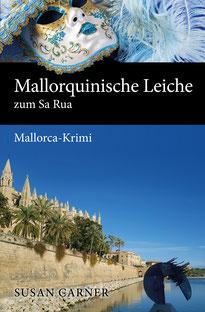 """Cover """"Mallorquinische Leiche zum Sa Rua"""""""