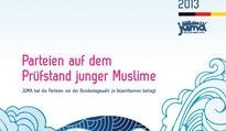 Wahlprüfsteine von Juma - Jung, Muslimisch, Aktiv