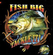 pêcheur de gros poisson